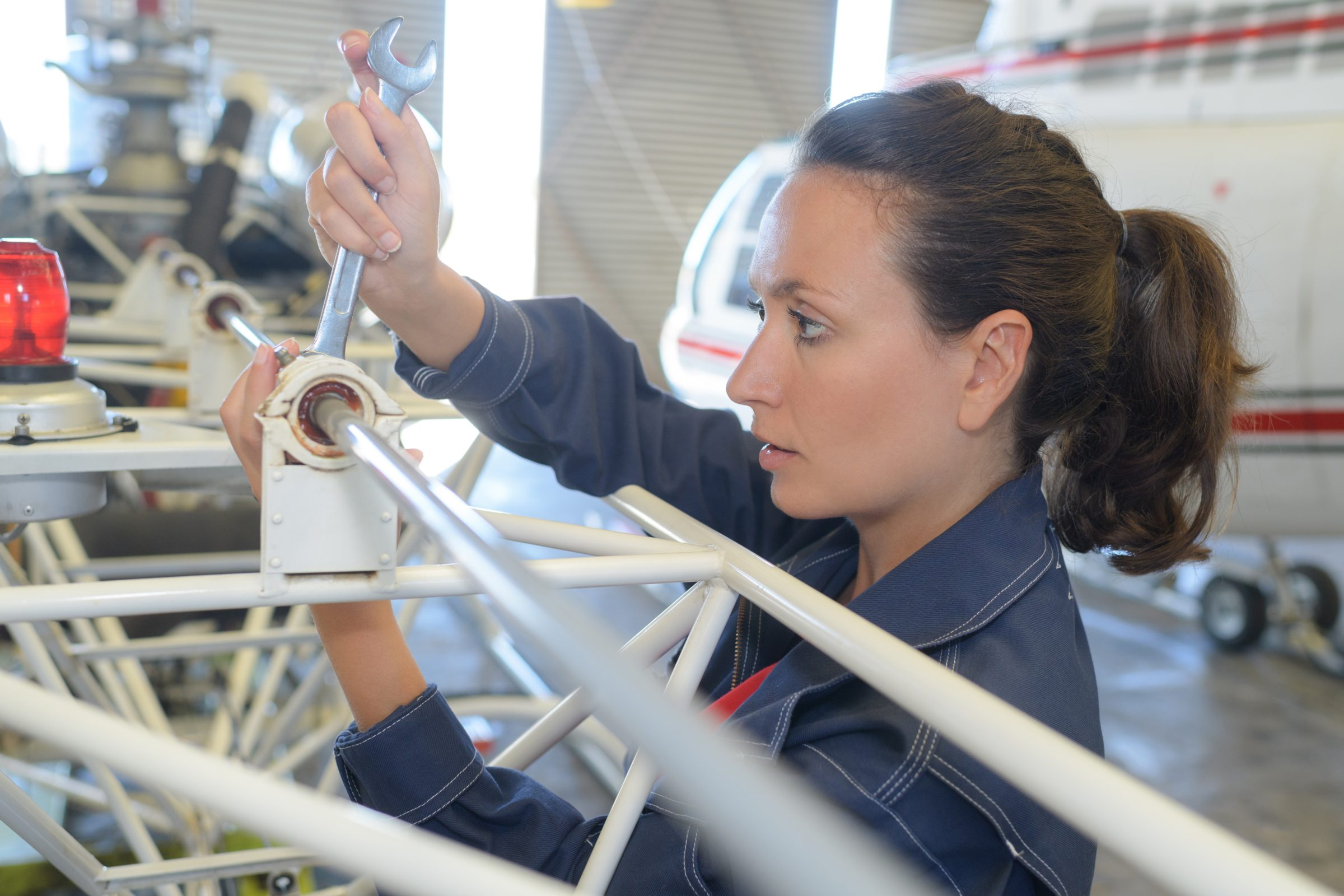 The future is female: Closing the gender gap in aviation ...