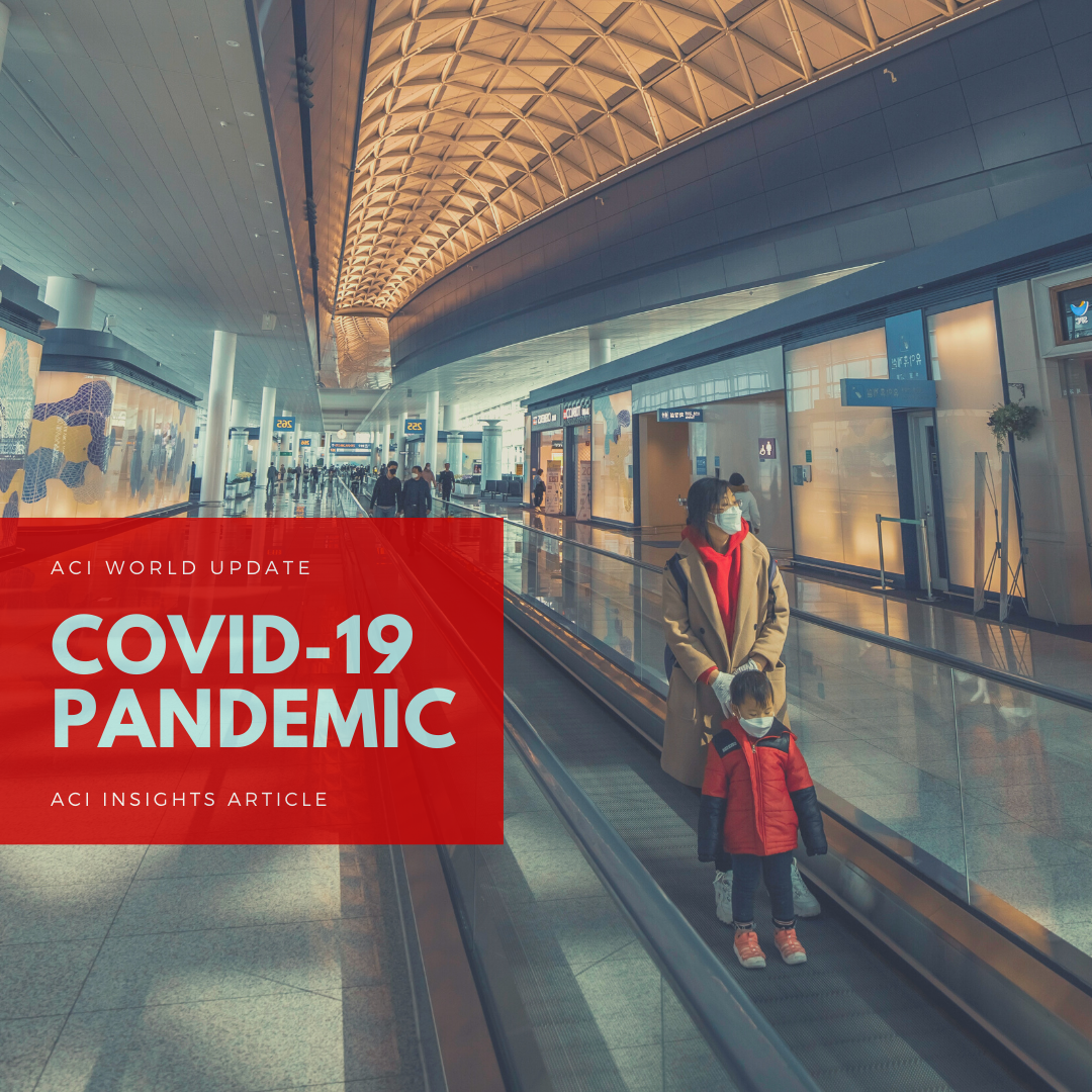 COVID-19: The role of the airport operator in customer experience management | ACI World Blog